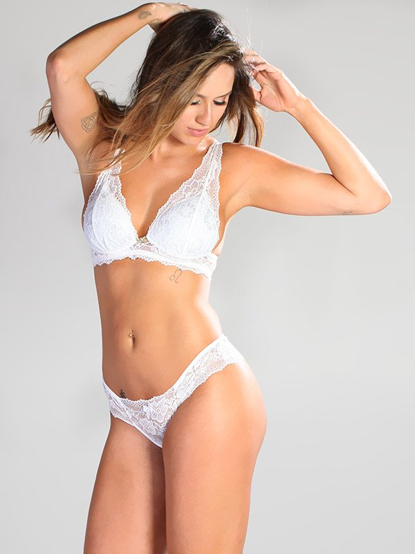 Camila:  White wedding beauty   Sets